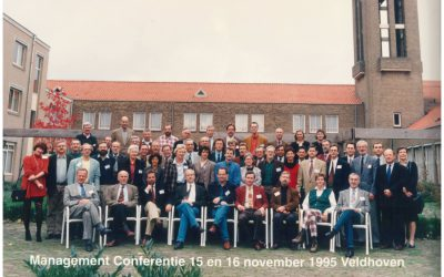 Meegemaakt: 25 jaar management-conferenties