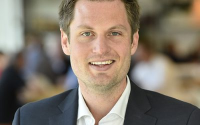 Jelle Groenendaal, nieuwe lector Risk Management & Cyber Security