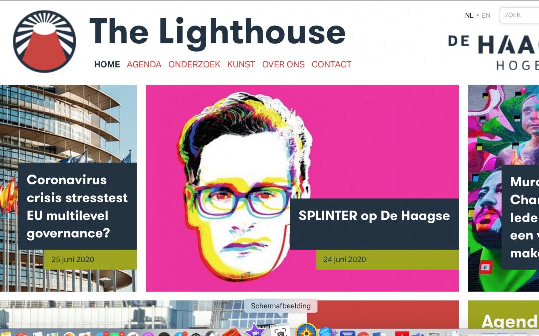 The Lighthouse gaat door