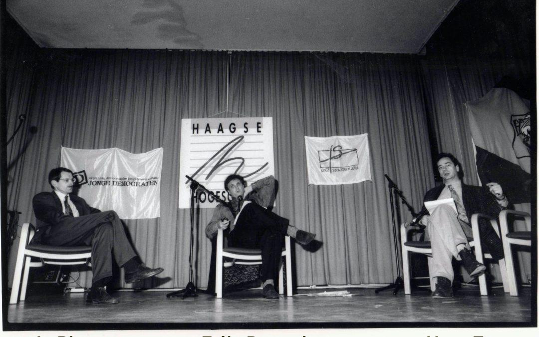 Ritzen, Rottenberg en ik (1989)